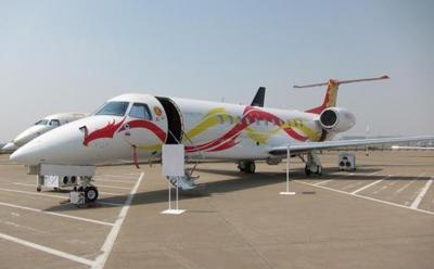 成龙大哥的高级定制私人飞机